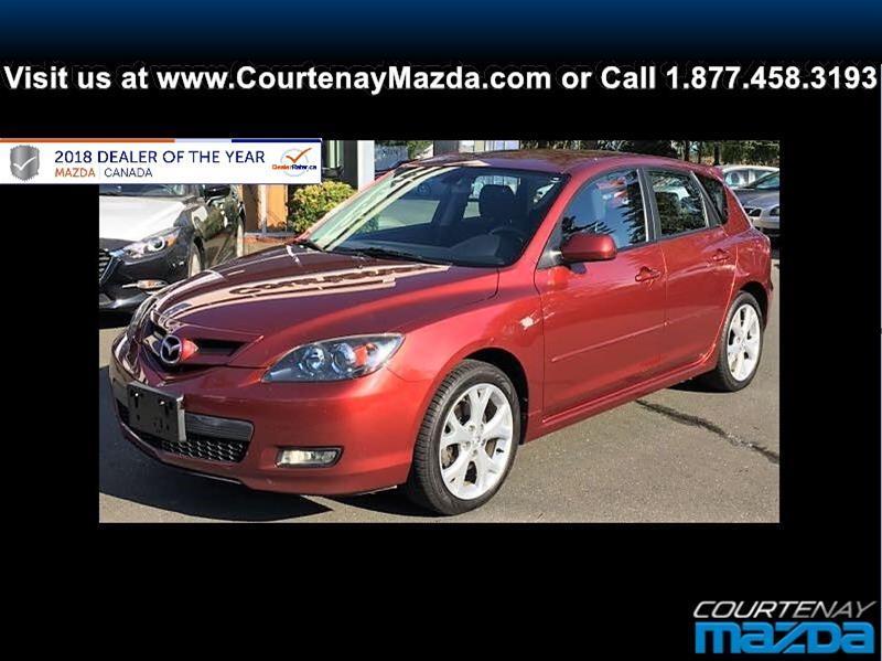 2009 Mazda Mazda3 Sport GT 5sp #P4679