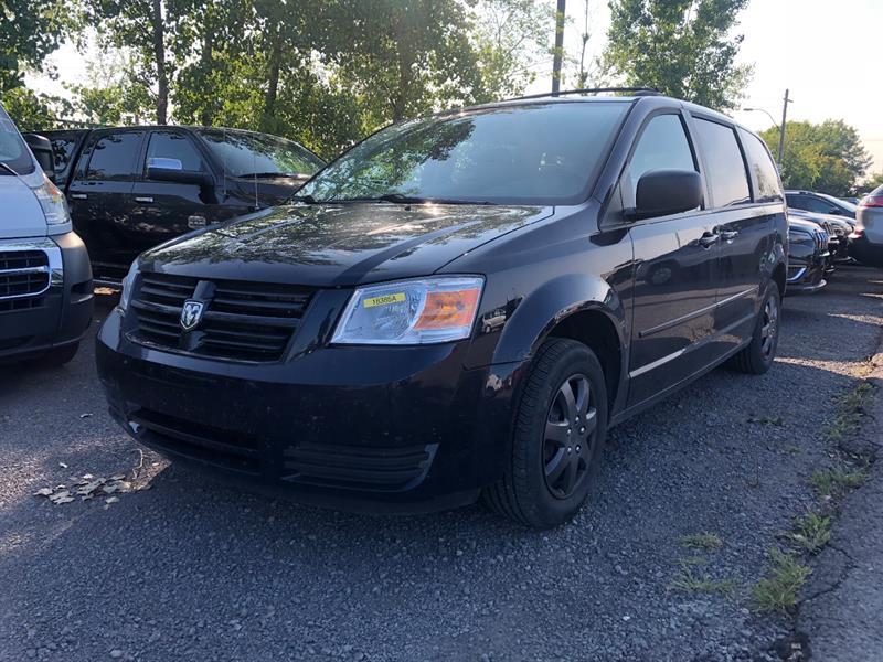Dodge Grand Caravan 2010 SE+GR. ELEC.+A/C+WOW! #18385A