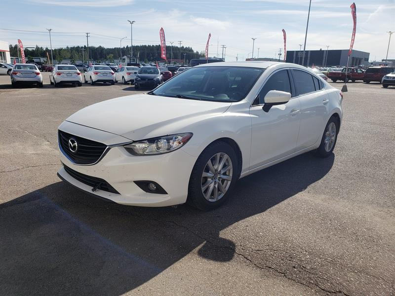 Mazda MAZDA6 2014 * GS * CUIR * TOIT OUVRANT * MAGS * #80485A-39