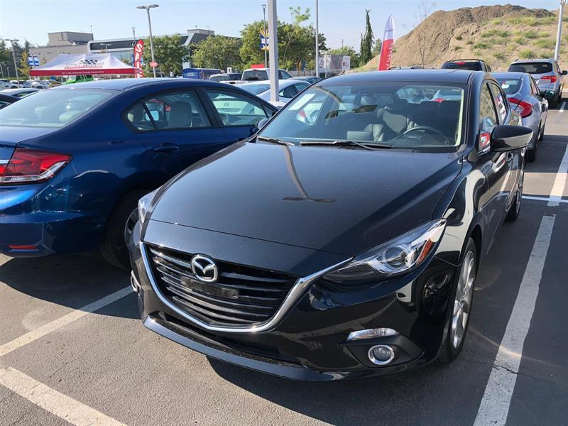 2014 Mazda MAZDA3 GS-SKY at Used for sale in Richmond at