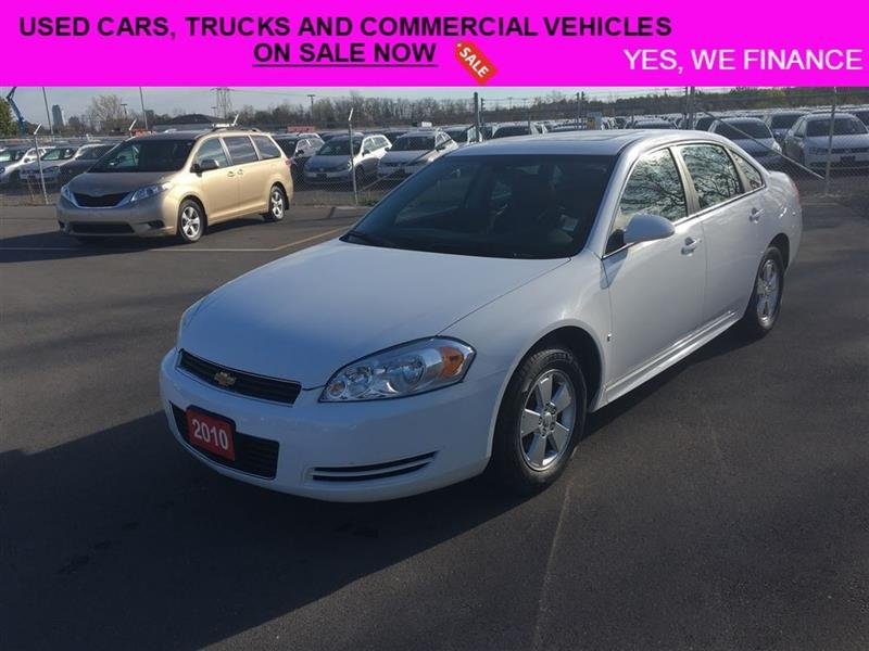 2010 Chevrolet Impala LTZ  Leather Seats!! #016367