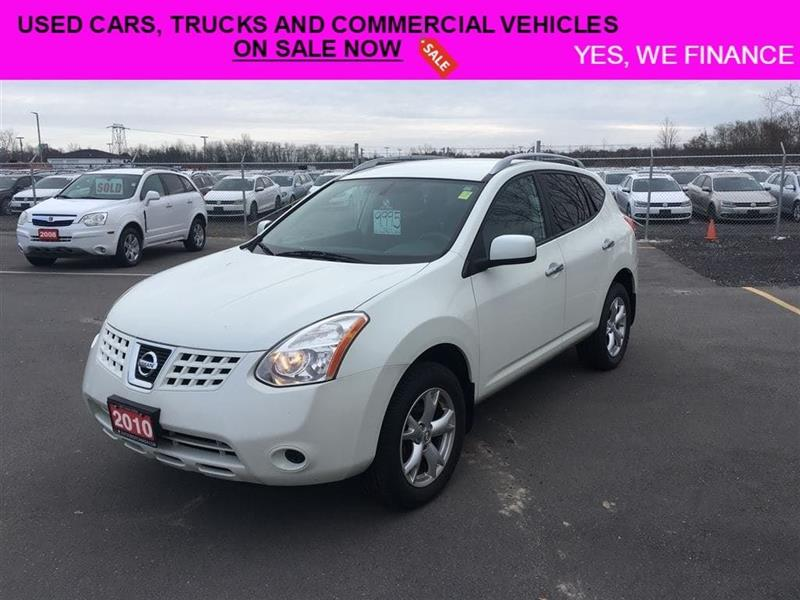 2010 Nissan Rogue SL  All Original!! #016265