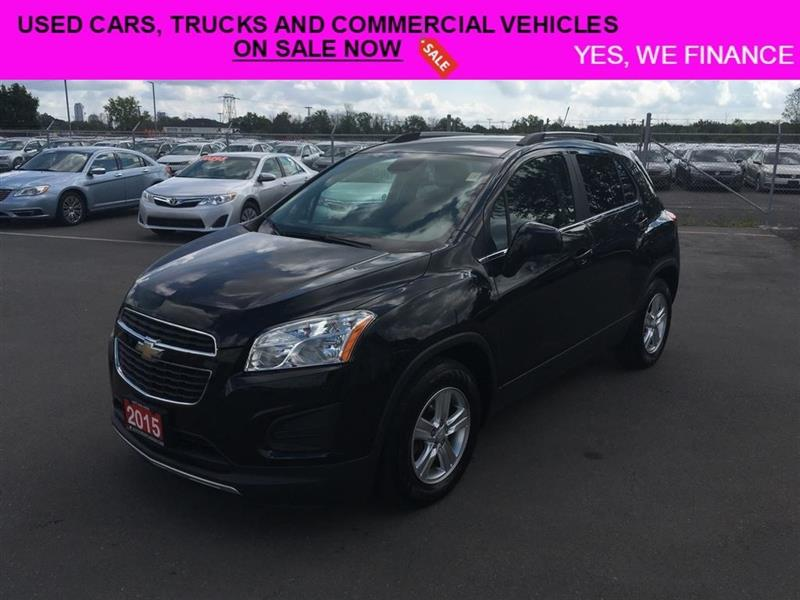 2015 Chevrolet Trax LT  LOW, LOW Kilometers!! #018142