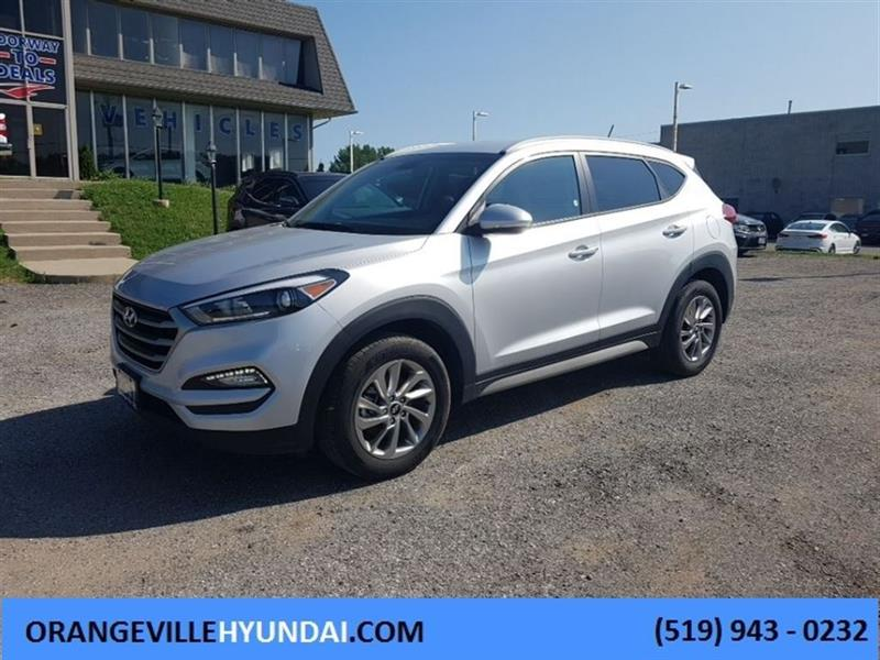 2017 Hyundai Tucson 2.0L Premium AWD - $0 CarProof #H0922