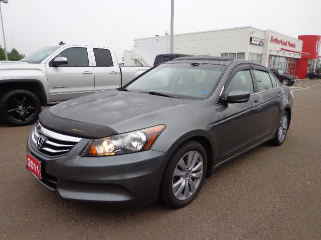 2011 Honda Accord Sedan 4dr I4 Auto EX #BA800389A