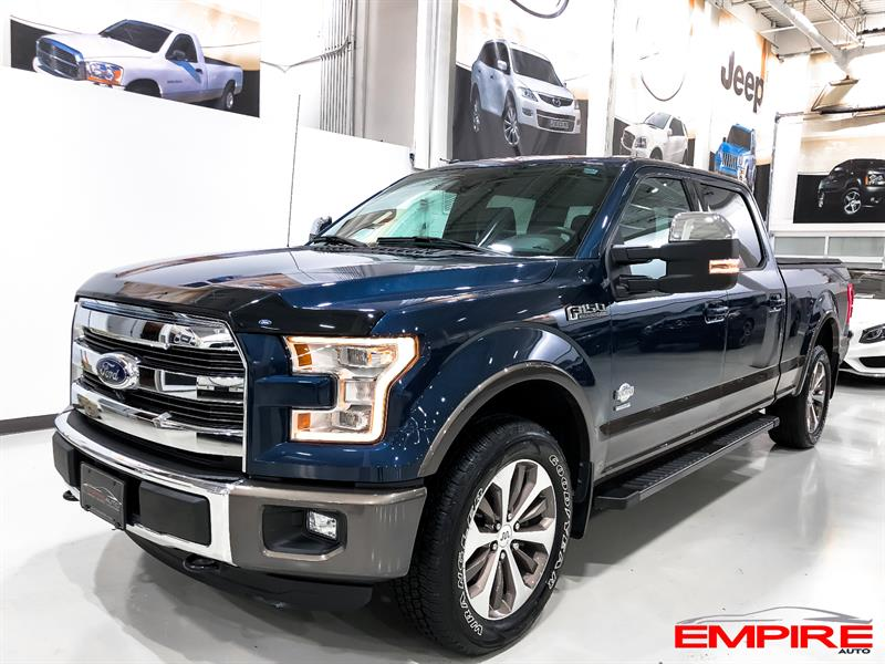 Ford F150 2016 KING RANCH V6 ECOBOOST 6.5 #A6802