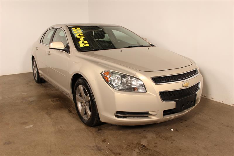Chevrolet Malibu 2009  2LT ** CUIR/SUEDE+TOIT OUVRANT** #80822a