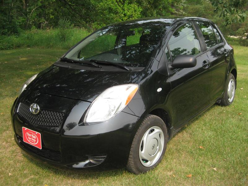2007 Toyota Yaris LE 1 Owner #P  7075