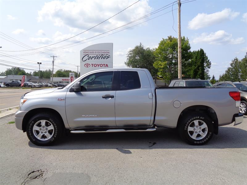 Toyota Tundra 2012 4WD Double Cab 146 5.7L SR5 #11815A
