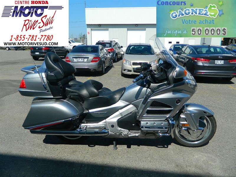 Honda GL 1800 GOLDWING 2013