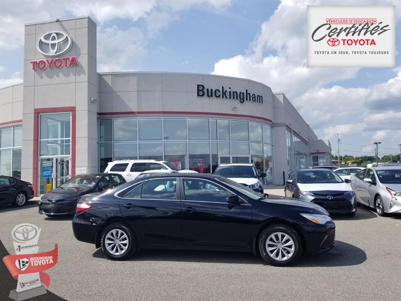 Toyota Camry 2017 LE #P-108-18