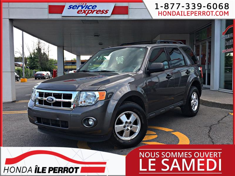 Ford Escape 2012 FWD 4dr XLT #318933-1