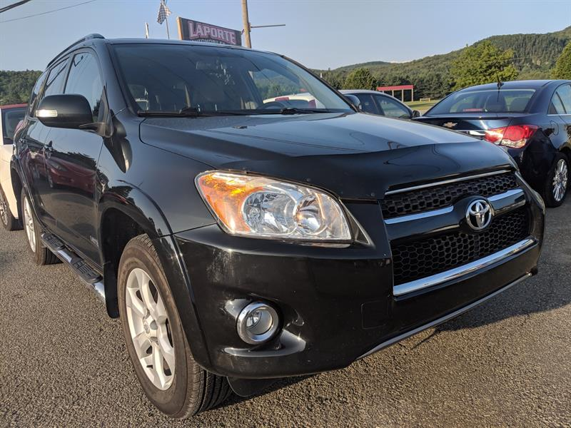 Toyota RAV4 2011 4WD LIMITED CUIR+TOIT AUTOMATIQUE #A7734