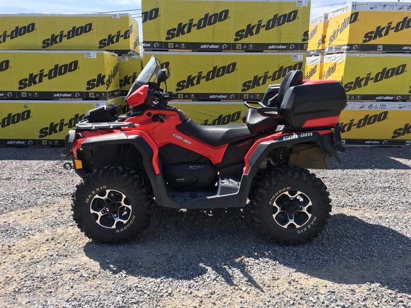 Can-am Outlander Max 800 XT 2013