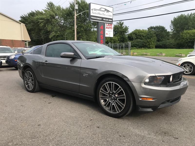 Ford Mustang 2010 76$* par semaine/Financement #4852-2