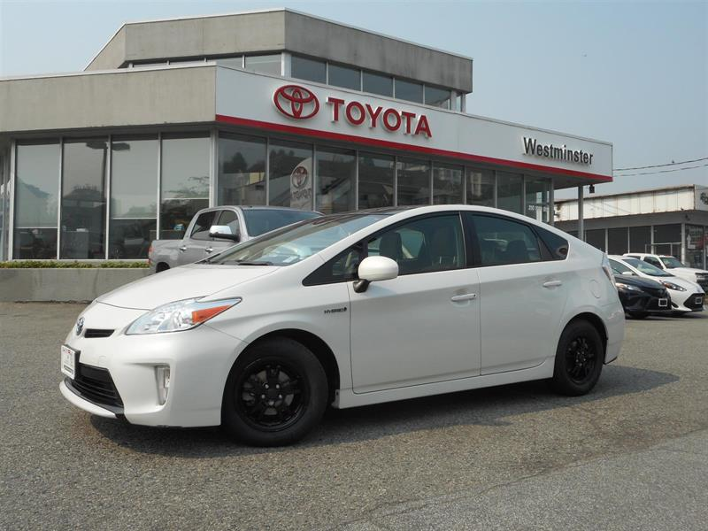 2015 Toyota Prius Moonroof Upgrade Package #P6624T