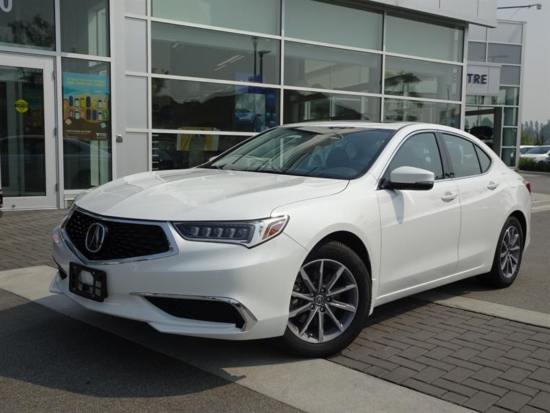 2018 Acura TLX Technology Package 2.4L #856203