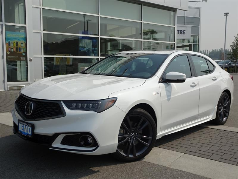 2018 Acura TLX V6 SH-AWD Tech A-Spec #856416