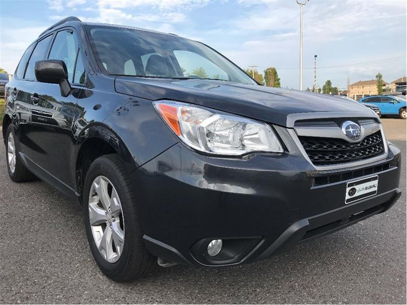 Subaru Forester 2016 2.5i Touring Package #15558A