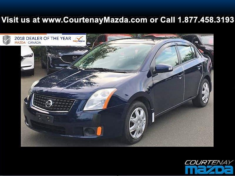 2007 Nissan Sentra 4Dr Sedan S at #P4685