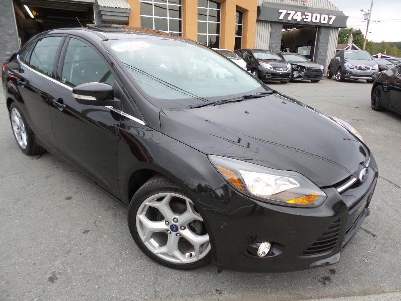 Ford focus titanium le plus quip 2012 occasion vendre for Garage ford le plus proche