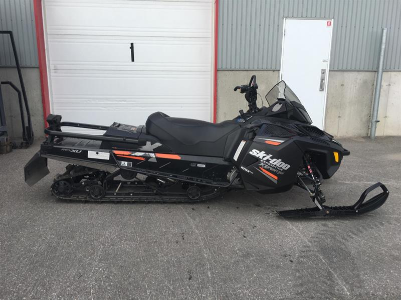 Ski-Doo EXPEDITION XTREME 800 ETEC 2016
