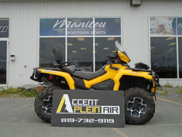 Can-am Outlander Max 1000 2014
