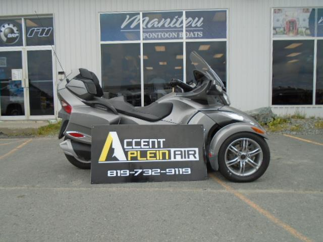 Can-am Spyder RT-S 2011