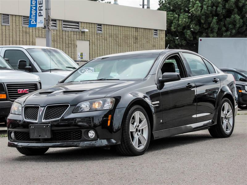 2009 Pontiac G8 LOADED #57933