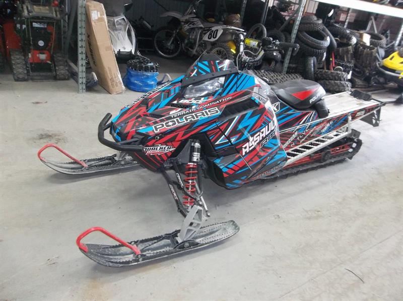 Polaris RMK 800 Assault 2014