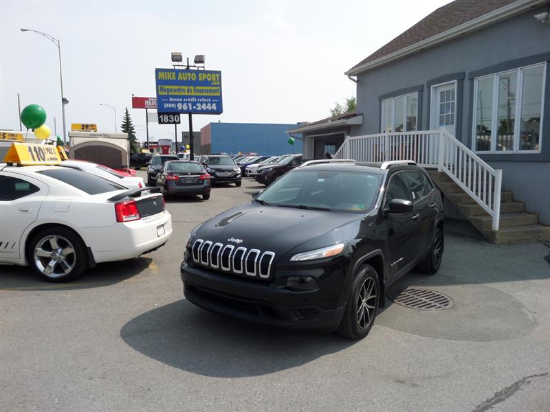 Jeep Cherokee 2014 FWD 4dr Sport