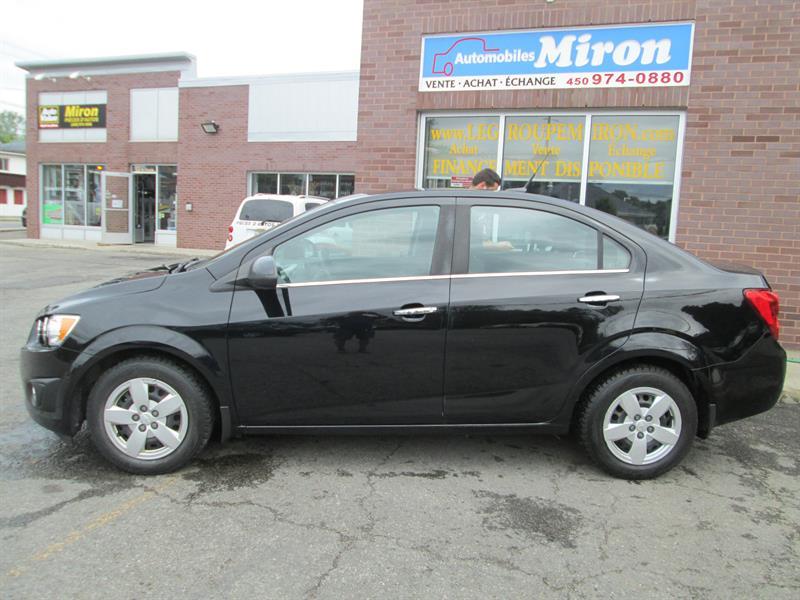 Chevrolet Sonic 2012 4dr Sdn LT #520818