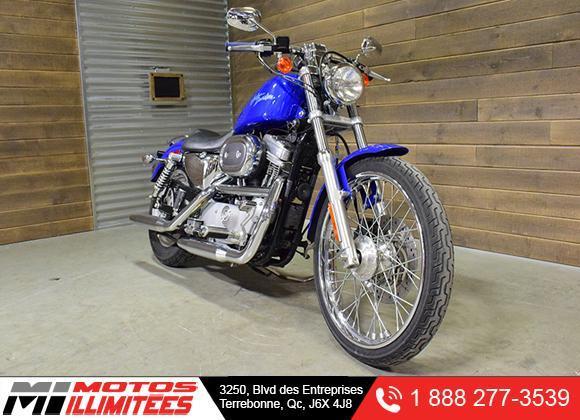 Harley Davidson XL883C Sportster Custom 2002