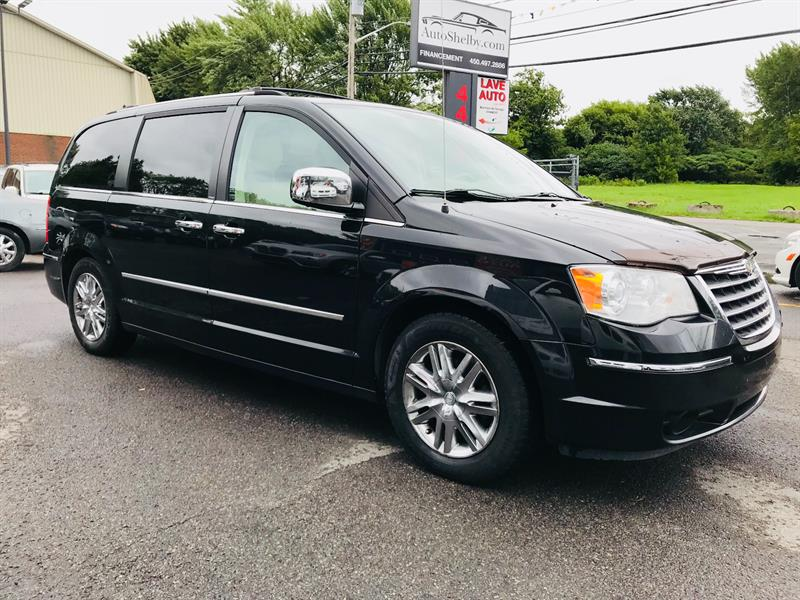 Chrysler Town - Country 2009 47$* par semaine/Financement #4843