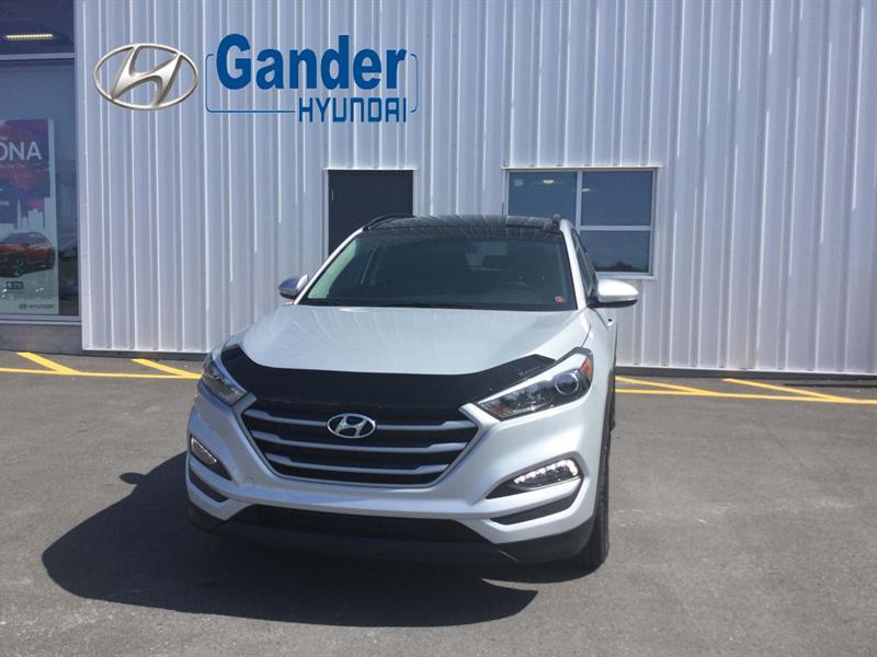 2017 Hyundai Tucson GLS SE AWD #U0040