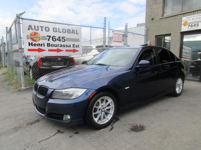 BMW 3 Series 2011 323i RWD, AUT, TOUTE ÉQUIPÉE, CUIR, TOIT OUVRANT!  #18-1164