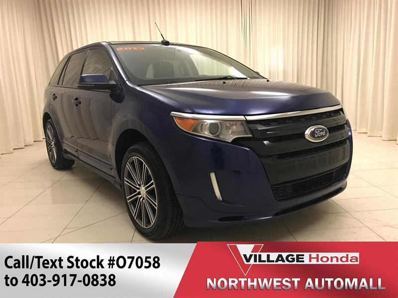 2013 Ford EDGE Sport AWD #O7058