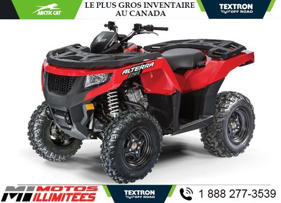 Arctic Cat Alterra 700 2018