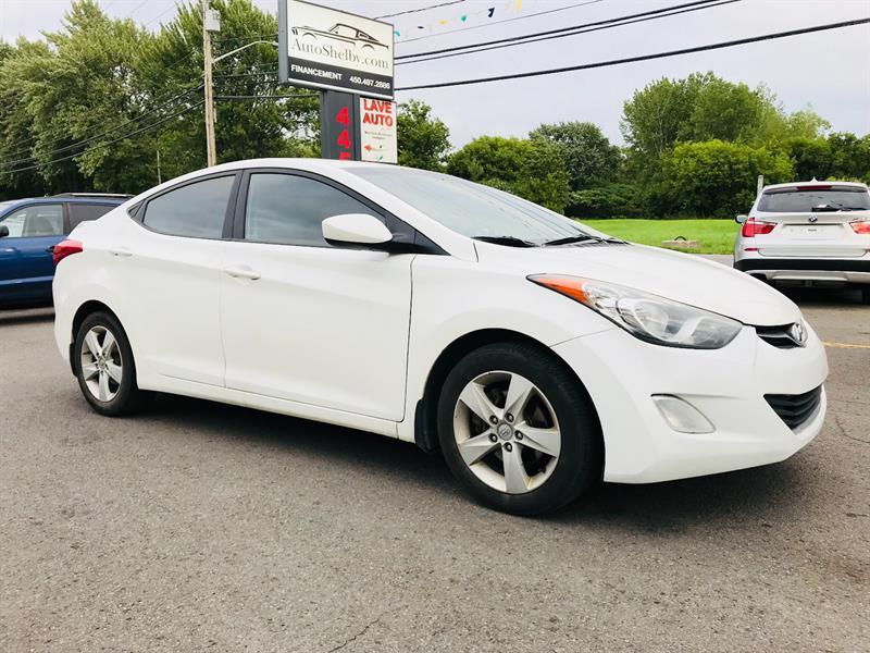 Hyundai Elantra 2012 28$* par semaine/Financement #94785-2