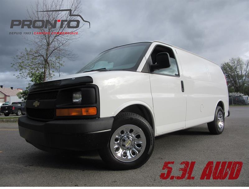 Chevrolet Express Cargo Van 2014 AWD 1500 ** Groupe electrique ** #3702