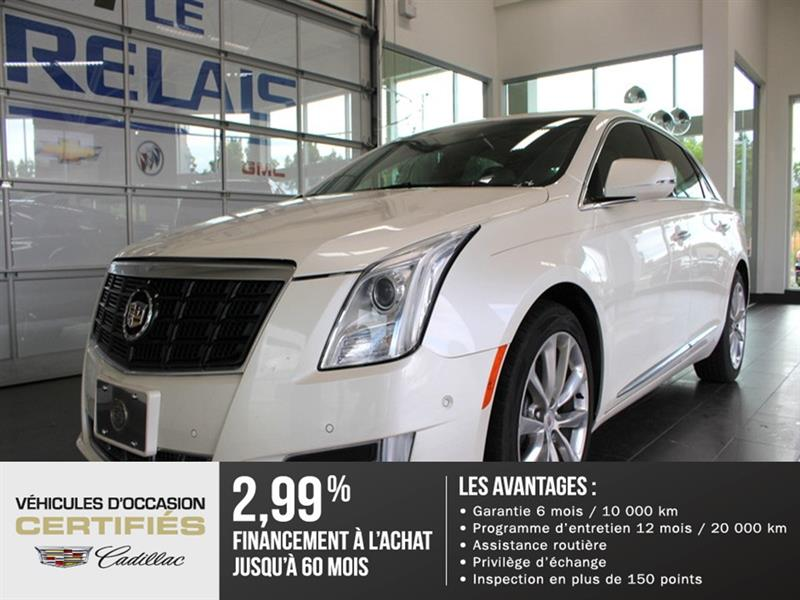 Cadillac XTS 2014 LUXURY - CUIR - NAV - TOIT OUVRANT #82932