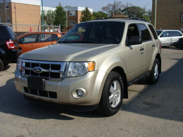 2012 Ford Escape AWD XLT #1590