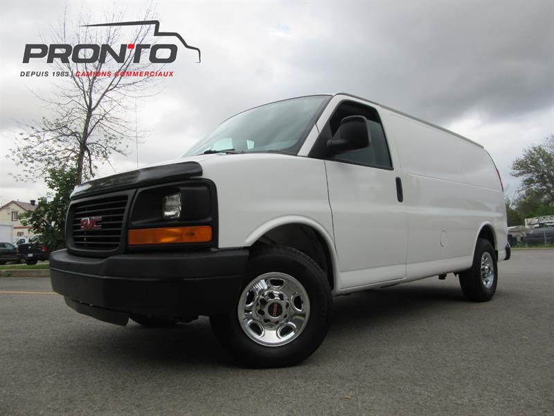 GMC Savana Cargo Van 2013 3500 ** Voir équipements ** #3703