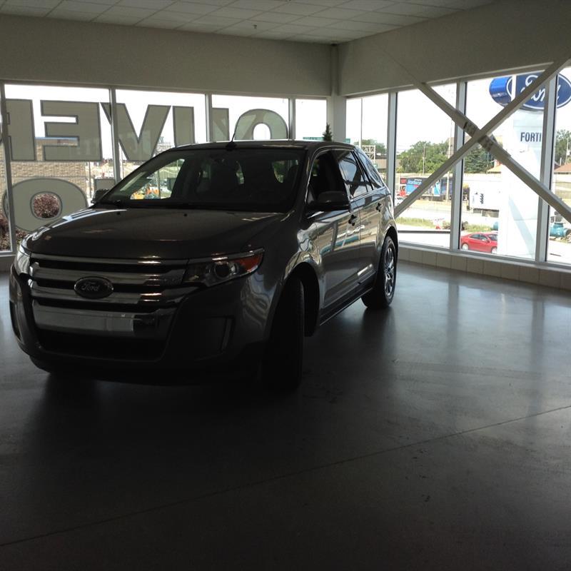 Ford Edge Limited 2014 #U3551A