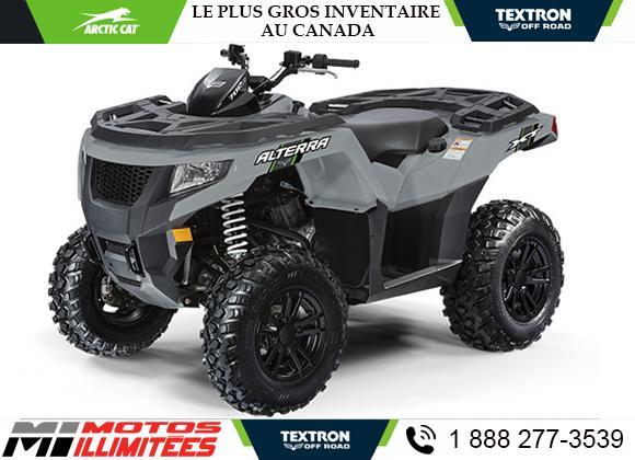 Arctic Cat ALTERRA 700 XT EPS 2018