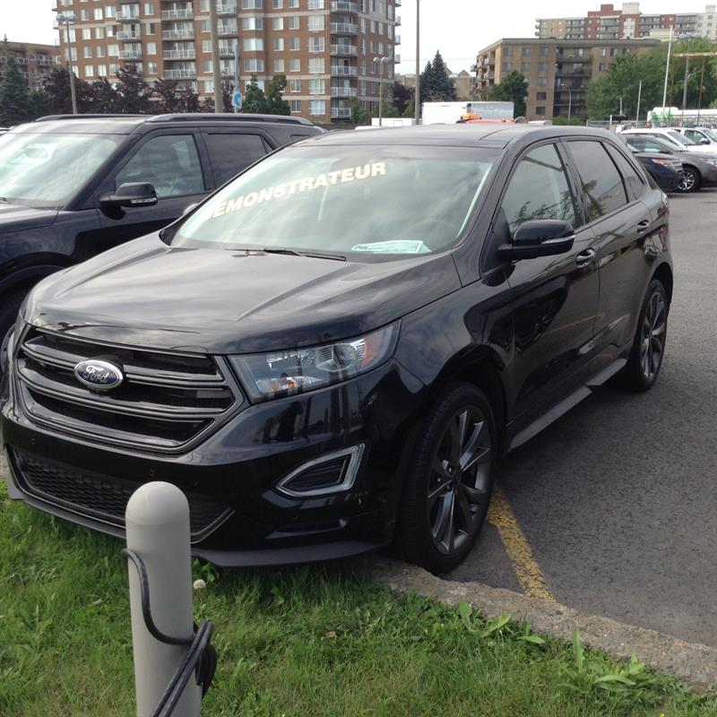 Ford EDGE 2016 4dr Sport AWD #L6105
