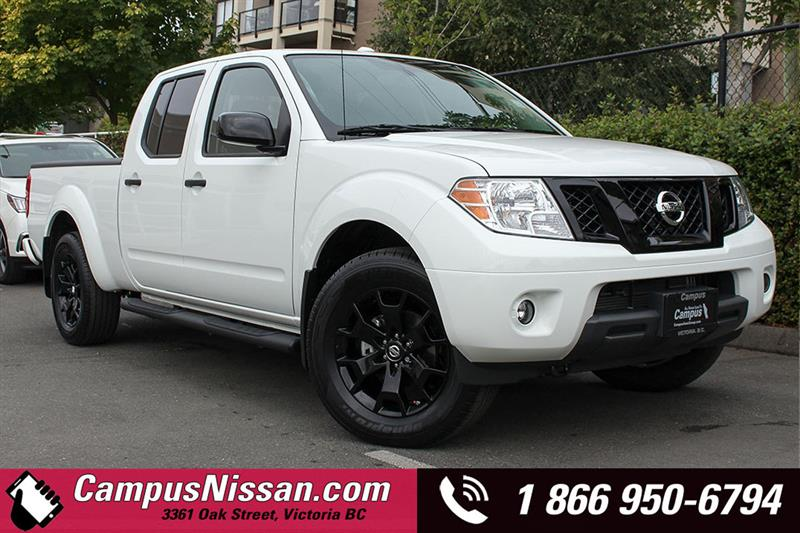 2018 Nissan Frontier Crew Cab Bed 4x4 Auto #D8-T125