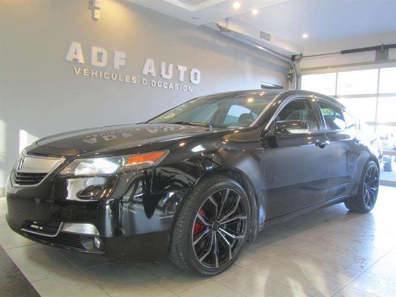 Acura TL 2013 SH-AWD TECHNOLOGY PACKAGE #4237