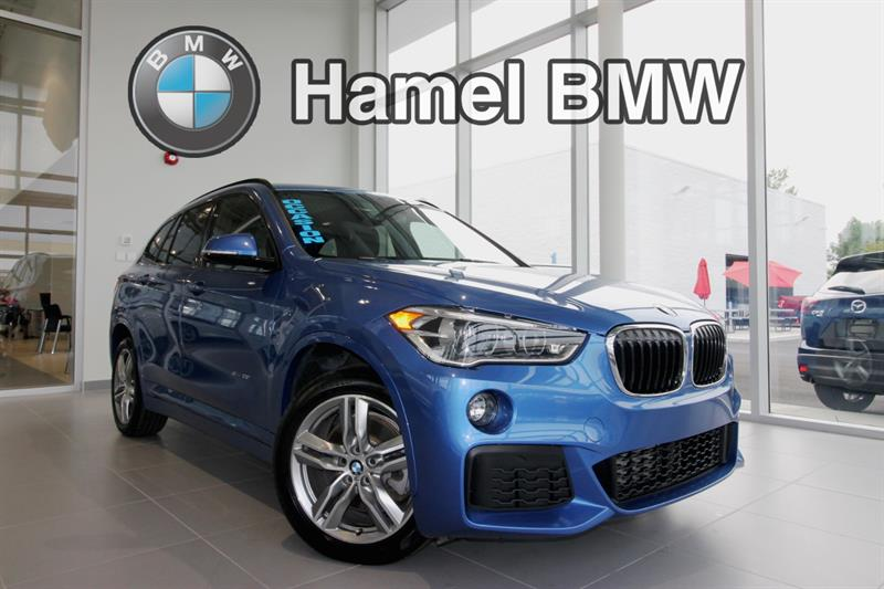 BMW X1 2018 xDrive28i Sports Activity Vehicle #U18-199
