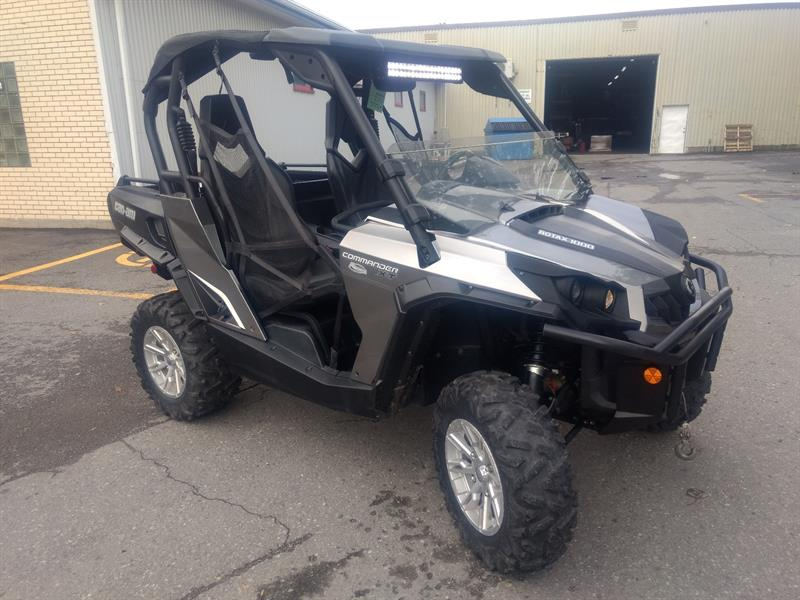 Can-am Commander 1000XT 2013